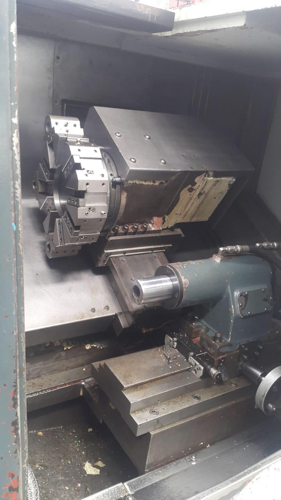 2008 Model 2.El Alex ANL-108 8 inc Cnc Torna