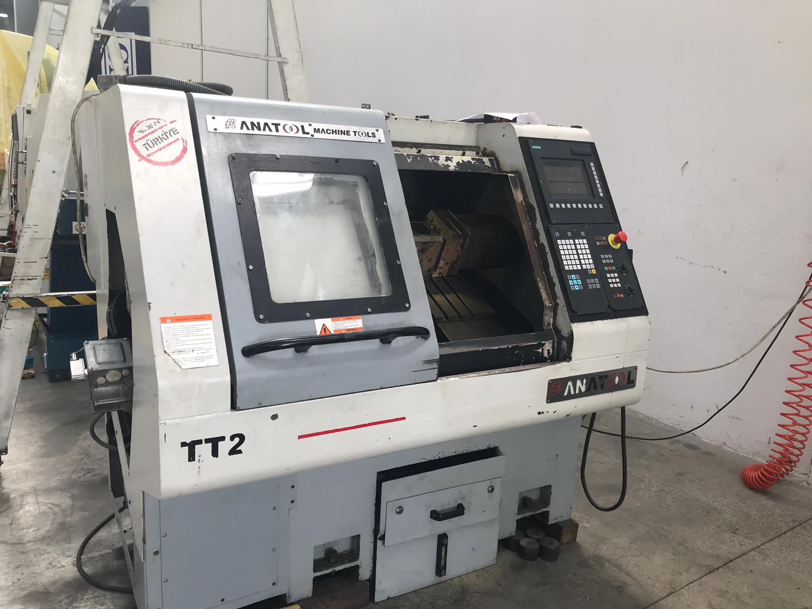 2007 Model 2.El Anatol TT2 32 Cnc Torna