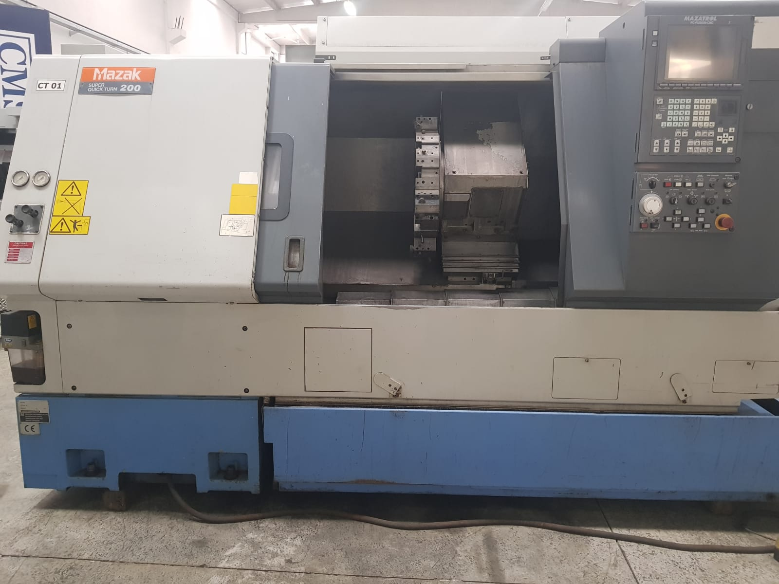 MAZAK Super Quick 200