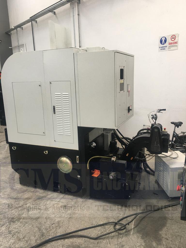 2015 Model 2.El Yu Shine VL600R Cnc Dik Torna