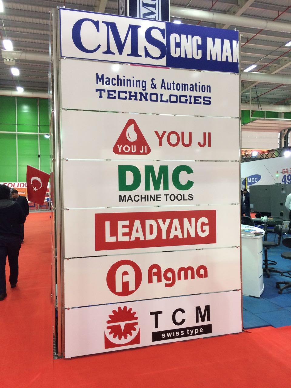 #konmak2017 #cmscncmakine cms cnc makine markalar