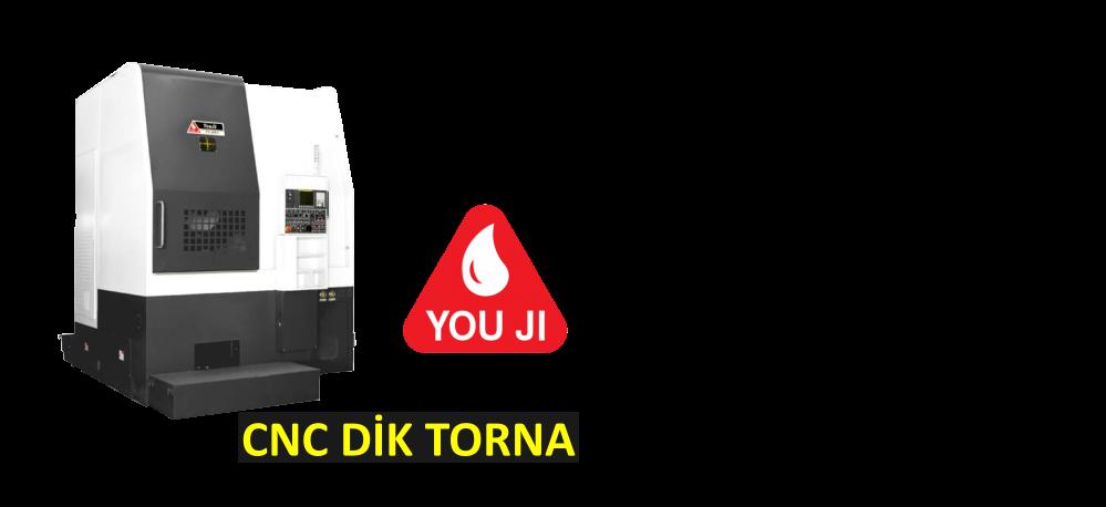 YV-500E Cnc Dik Torna